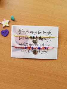 Colourful Hope Bracelets